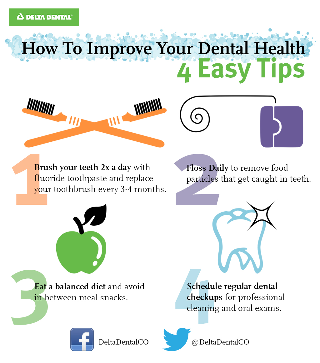 4 Tips for Good Oral Health