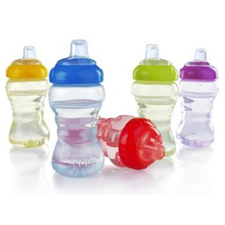 Sippy Cups & Healthy Smiles