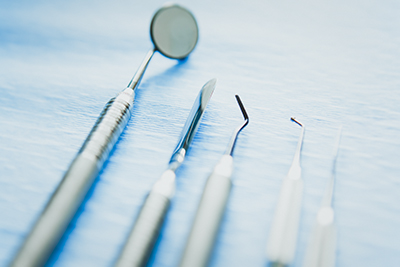 Dental Tools Aren't Scary