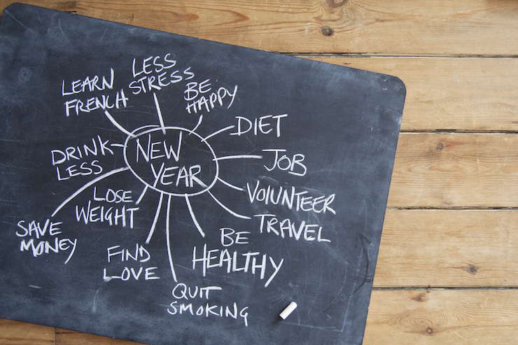Beat the New Year's Odds: Reach Your Resolutions!
