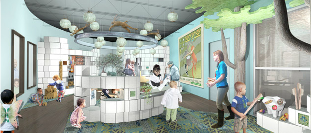 Journey to the Village of Healthy Smiles: Now Appearing at the Denver Children's Museum