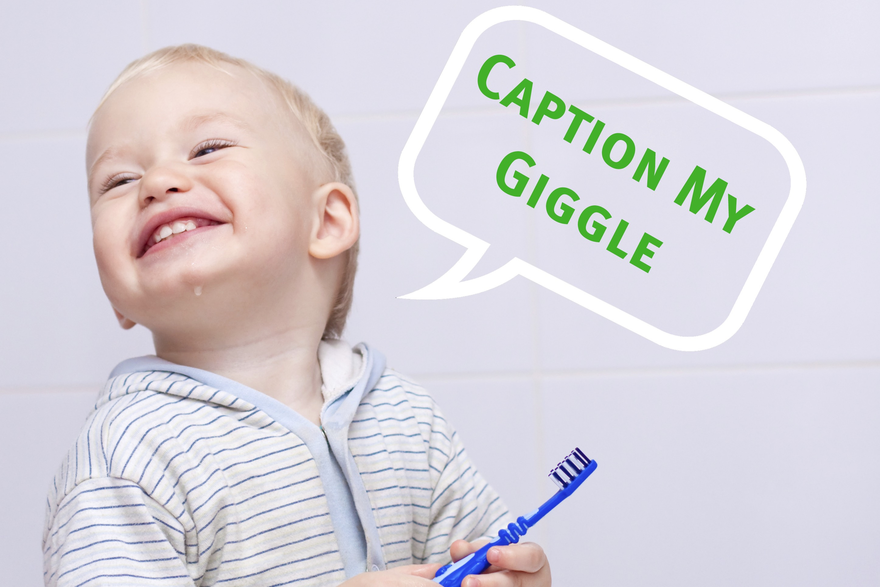 Giggle Giveaway: Show Your Funny Side for a Chance to Win