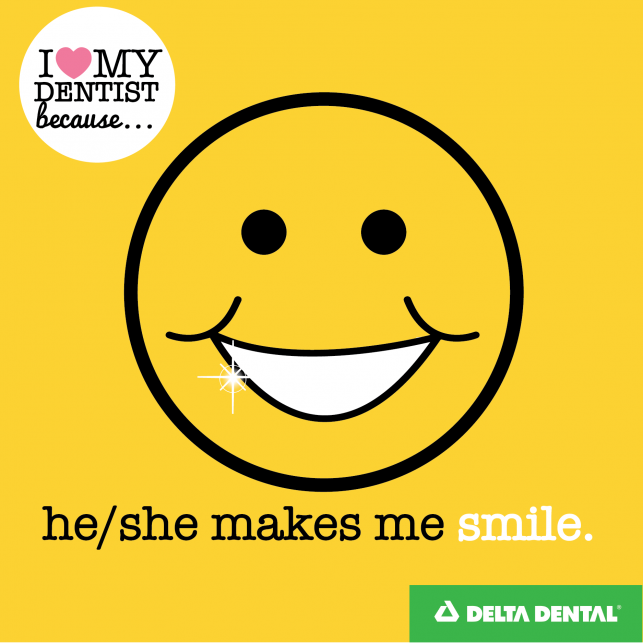 He:She Makes Me Smile