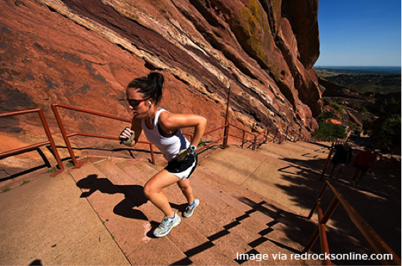 Running Colorado's Red Rocks