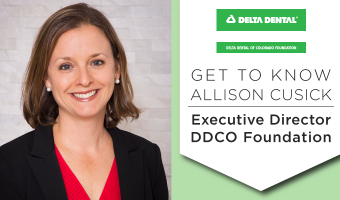 Get to know the Foundation's new Executive Director