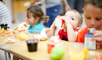 Healthy Cafeteria Food Can Make A Positive Impact on Oral Health