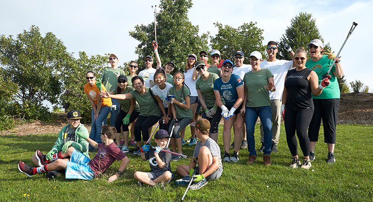 Delta Dental of Colorado's 5th Annual Day of Service with a Smile