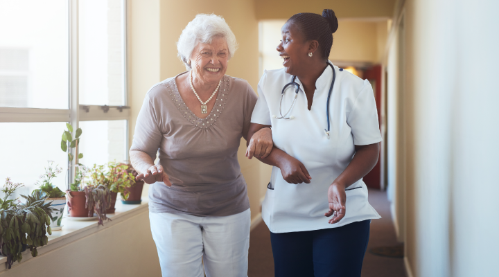 create an oral health care plan for older adults