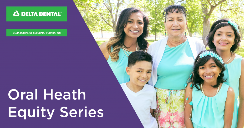 Our local Colorado partners are addressing dental health disparities older adults in Colorado are facing to provide oral health equity in their communities: