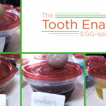 Watch how we use eggshells to demonstrate which beverages have the most tooth enamel-staining power.