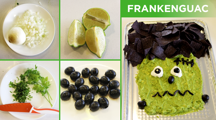 This filling Halloween kids snack is as healthy as it is spooky, packed with nutrients to keep you and your kids nourished all through trick-or-treating.