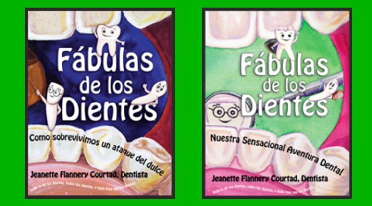 "Dr. Jeanette Courtad, a dentist at Colorado School of Mines for two decades, wrote a book series called ""Toothful Tales"" to promote oral health among kids and expecting mothers."