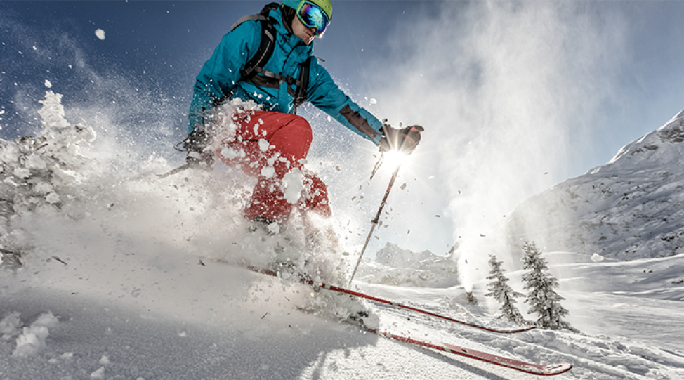 January is National Winter Sports Traumatic Brain Injury (TBI) Awareness Month, so we'll take a look at sport-related traumatic brain injuries by discussing preventive methods and equipment as well as interviewing a professional ski racer!