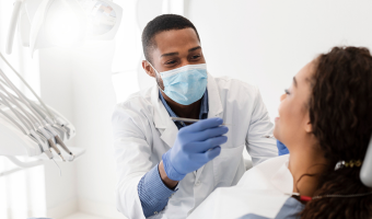 minorities and dental health coverage