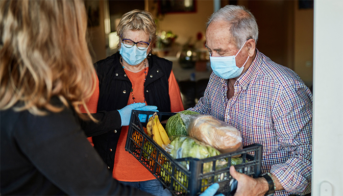 Working Together to Eliminate Food Insecurity