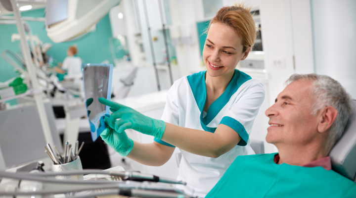4 Tips for Maintaining Oral Health in Older Adults